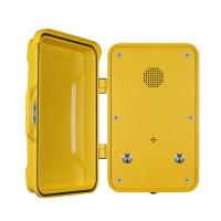 Buy cheap Public IP68 Industrial Weatherproof Telephone With Cast Aluminum Enclosure from wholesalers
