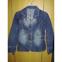 Buy cheap Women Denim Jacket Approved by ISO2001 Certificate from wholesalers