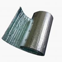 Buy cheap Laminate Flooring Insulation Foil Bubble Heat Resistant Ceiling Material from wholesalers