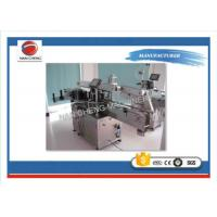 Buy cheap Semi Automatic Shrink Sleeve Packaging Machine , Beverage Shrink Sleeve Equipment from wholesalers
