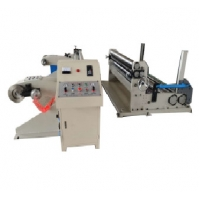 Buy cheap automatic roll to roll paper slitter and rewinder machinery,paper roll slitting rewi from wholesalers