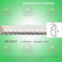 Buy cheap Hot Sale PU Decorative Panel Carving Mouldings dado rails, chair rails from wholesalers