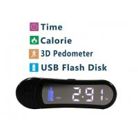 Buy cheap Multifunction 3D Pedometer USB flash drive with calorie product