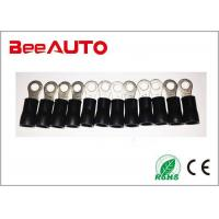 Buy cheap Vinyl O Type Cable connector Insulated  Crimp Terminals Wire Ferrules from wholesalers