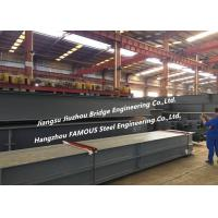 Buy cheap Industrial Metal Prefab Steel Structures Warehouse Building Construction Engineering Design from wholesalers