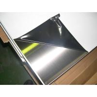 ASTM / AISI / JIS 304 No.4 Stainless Steel Sheets With 0.4mm - 3.0mm Thickness and PE, 1000mm - 2000mm Length