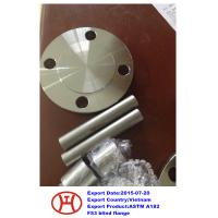 Buy cheap ASTM A182 F53 blind flange from wholesalers