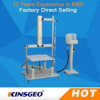 Buy cheap 1∮, AC220V 1A Spring Type Luggage Testing Machines Cold Rolled Sheet / Powder Coated Material from wholesalers