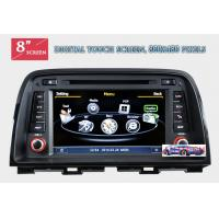 Buy cheap Car Stereo for Mazda CX-5 CX5 GPS Navigation DVD Player, Radio Multimedia System Autoradi from wholesalers