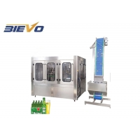 Buy cheap 18 Heads CE 300bph Carbonated Soft Drink Filling Machine from wholesalers