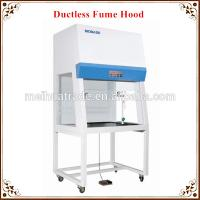 Buy cheap 1.2m Wide Fume Hood,Ductless Fume Hood with transparent side glass windows from wholesalers