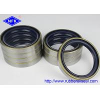 Buy cheap Crankshaft Rubber Oil Seal , High Speed Shaft Seal 95*120*17mm For 6D95 Engine product