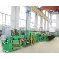 Buy cheap Electro-heating tyre bead winding -up extrusion line from wholesalers