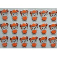 Buy cheap 3D Animal Shaped Monogram Chocolate Transfer Sheets Cake Decoration Chocolate Paper from Wholesalers