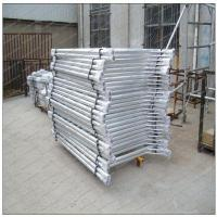 Buy cheap scaffolding main frame from wholesalers