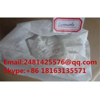 Buy cheap Raw Weight Loss Anti Estrogen Steroids Femara / Letrozole Powder CAS 112809-51-5 from wholesalers