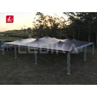 Buy cheap Promotion Canopy Roofing Stage Roof Truss Screw Truss With Canopy Roof from wholesalers