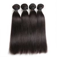Buy cheap Double Machine Weft Virgin Human Hair Bundles Long Straight Hair ExtensionsFor Thin Hair product