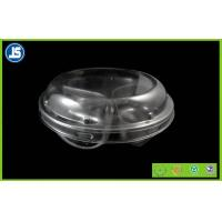 Buy cheap Mango Fruit Transparent Plastic Food Packaging Trays Disposable product