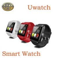 Buy cheap smartwatch Bluetooth Smart watch WristWatches U8 U Watch for iPhone Samsung HTC Android Phone from wholesalers