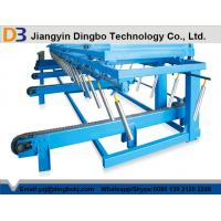 Buy cheap Hydraulic 2.2 KW Automatic Stacking Machine Roof / Wall Forming Machine from wholesalers