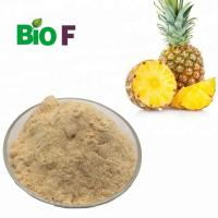 Buy cheap Pure Freeze Dried Pineapple Extract Powder Improving Immunity Of Human Body from wholesalers