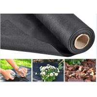 Buy cheap 2017 Lower  Product Distributor Wanted  pp Fabric Rolls 60gsm-150gsm black color Weed Control Agriculture Nonwovens from wholesalers