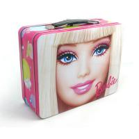 Buy cheap trendy rectangular lunch tin box for cosmetic product