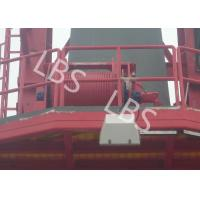 Buy cheap Heavy Offshore MarineTower Crane Winch For Mobile Cranes , Crawler Cranes from wholesalers