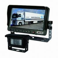 Buy cheap Garbage Truck Backup Camera Reversing System from wholesalers