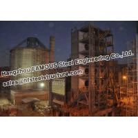 Buy cheap Industrial Structural Steel Fabrications Bolivia Cement Plant from wholesalers