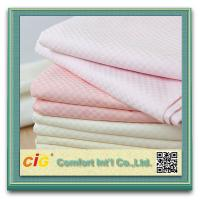 Buy cheap Multi Color Home Textile Products , Star Hotel Bedding Cotton Satin Bed Sheet Fabric product