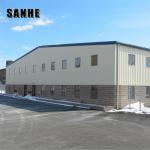 Buy cheap prefab restaurant buildings / prefab steel building from wholesalers