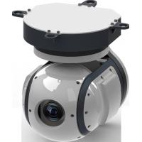 Buy cheap Commercial Drone Payloads Drone Camera Gimbal UAV Payloads 3-Axis Gimbal supplier from China from wholesalers