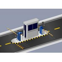 Buy cheap DC 12V / 24V RFID Parking Management System Including Control Box Barrier Gate from wholesalers