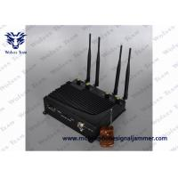 Buy cheap Adjustable Remote Control Jammer Dimension 200L*165W*60Hmm 360Degree Jamming from wholesalers