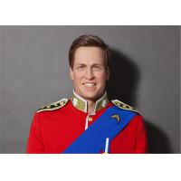 Buy cheap Popular United Kingdom Celeb Wax Figures Mannequin Of Prince William Britain from wholesalers