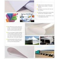 Buy cheap 280gsm 200*300 18*12 pvc flex banner frontlit from wholesalers