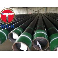 Buy cheap Hot Rolled Casing Structural Steel Tubing Non Secondary For Oil Pipe Astm A106 from wholesalers