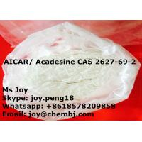 Buy cheap AICAR / Acadesine AMPK Activator CAS 2627-69-2 High Purity SARM Powder product
