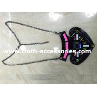 Buy cheap Heart Shape Simple Beaded Necklaces With 100% Eco - Friendly Resin from wholesalers