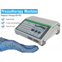 Buy cheap Air Wave Pressotherapy Machine For Body Massage Increase Edema Treatment from wholesalers
