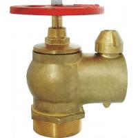 "Buy cheap Red / Brass  2"" BSP  Fire Hydrant Valve High Pressure Single Hydrant Valve product"