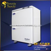 Buy cheap Restaurant double ozone wet warm towel sterilation cabinet BE-ST40L from wholesalers