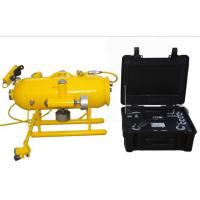 Buy cheap Underwater Inspection Type ROV External Pipe Inspection ROV Orca-A 100M Cable 4 Cameras from wholesalers