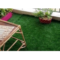 Buy cheap Ultra Violet Proof Artificial Soccer Grass / Commercial Synthetic Grass from wholesalers