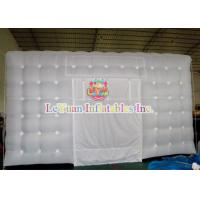 Buy cheap Outdoor Event Inflatable Cube Tent with Air blower CE UL Approved from wholesalers