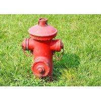 Buy cheap 2 Way Water Flanged Globe Valve 100NB 4 Stem 2 X 21/2 Brass Hydrant Valves from wholesalers