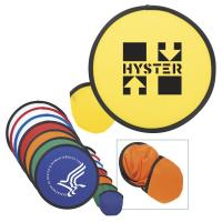 Buy cheap Full Colors Foldable Pouch Nylon Frisbee product