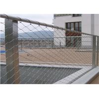 Buy cheap X-Tend Stainless Steel Cable Mesh For Bridge, Stair, Balcony balustrade from wholesalers